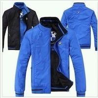 REVERSIBLE BMW JACKET W/TAGS Edmonton, T6V