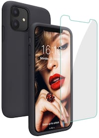 iPhone 11 silicone case Vancouver, V6B