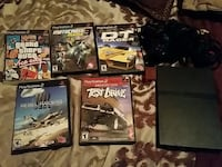 Ps2 5 game  Lubbock, 79412
