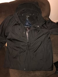 Mens XL Calvin Klein Coat Washington, 20019