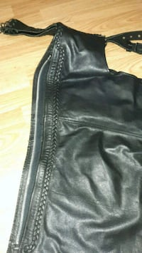 Mens leather chaps Columbia
