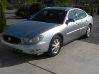 grey Buick sedan PAHRUMP