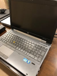 HP Elitebook 8560W laptop  Mississauga, L5H 3S5