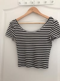 Pull and bear crop top Yenimahalle, 06560