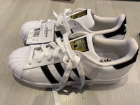 ADIDAS NWT WOMANS SUPERSTAR SHOES Vaughan