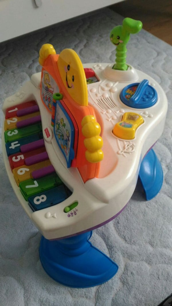 Fisher Price ayaklı piyano 2a09433c-feb9-464d-bef5-dcba8c961418