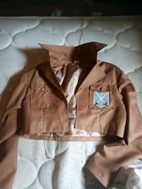 Attack On titan survey corps jacket  Brentwood Bay, V8M 1G7