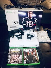 Xbox One S Madden 2018 Bundle Fairfax, 22033