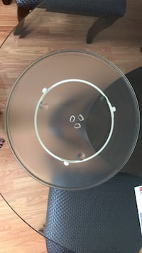 Microwave glass cooking round plate Surrey, V3S 1P5