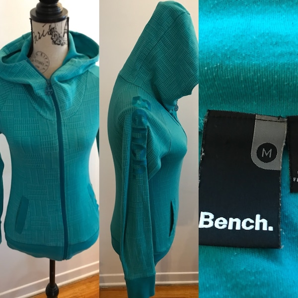 "Women's ""Bench"" zip up hoodie"