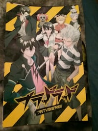 Blood Lad Anime Poster 11x17