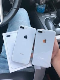 IPhone 8+ for sale comes with all accessories  Montana