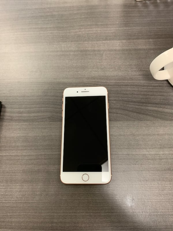 iPhone 8 Plus unlocked Gold 64gb Only one year old  Great condition ea14529a-7515-44fc-9219-3cccdb55a662