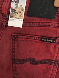 New Nudie Jeans W28 L34 Oslo, 0366