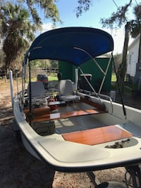 13' 1981 Boston Whaler with 40hp Mariner Motor Belleview, 34420