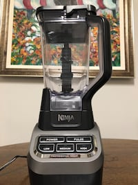 Ninja BL610 Blender - like new Washington, 20010