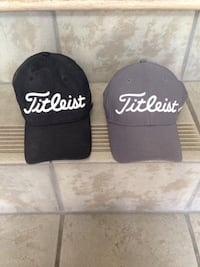 Titleist hats- $15 each Toronto, M8Z 3Z7