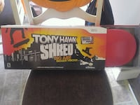 Tony Hawk Shred for Wii Wading River, 11792