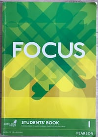 FOCUS Student's book 1-Pearson