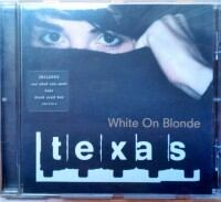 CD DE TEXAS: White on blonde. Oviedo