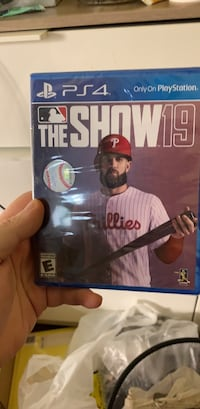 Brand new MLB The Show 2019 (PS4 Exclusive) Washington, 20016