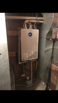 tankless water heater Surrey, V3W 4J3