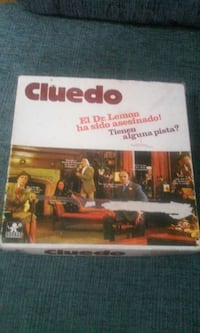 Cluedo Madrid, 28025