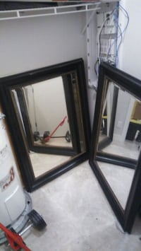 2 Beautiful Mirrors. about. 4.5ftx3ft Victoria, V9B 3P9