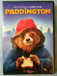 Paddington dvd Baltimore