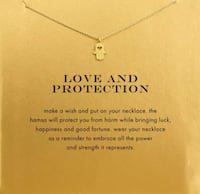 Love & Protection Necklace - Brand New! Regina, S4X 1S2