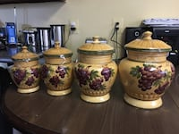 Tea Containers