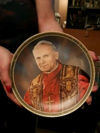 Limited edition collector plate Abbotsford