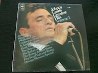 Johnny Cash - Greatest hits vol.1  33'lük plak.