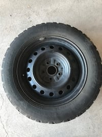 Snow Tires/Steel Rims for Sale Vaughan