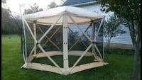 Quick Set up 6 Sided Pavilion  Gilbertsville