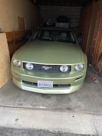 2006 Ford Mustang GT Deluxe Paramount