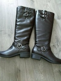 6 1/2 BROWN BOOTS NEW Las Vegas, 89166