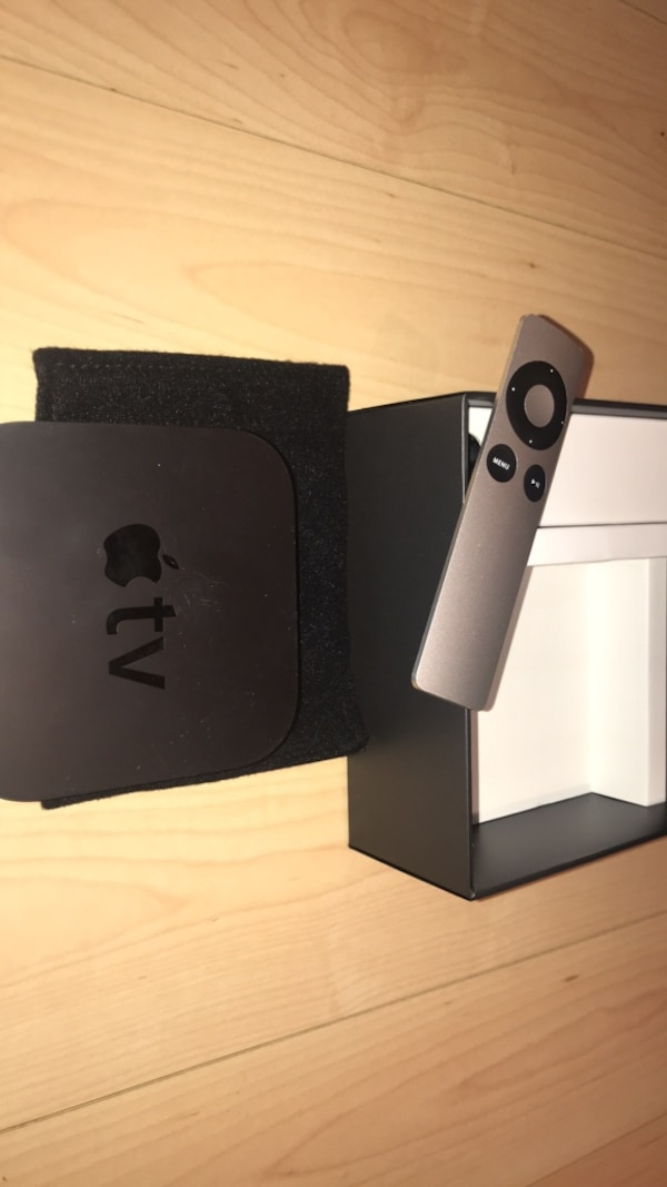 Apple TV 3rd generation in perfect condition