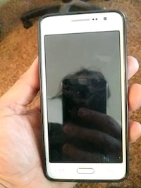 white Samsung Galaxy android smartphone Porterville, 93257