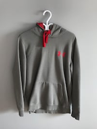gray and red Nike pullover hoodie Kitchener, N2A 3Z6