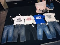Brand new clothes size 2t