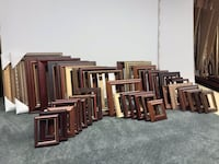 Wood and metal picture frames at cheap prices! Richmond Hill, L4B 2X1