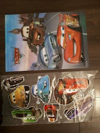 Cars Decals and Poster Sherwood Park