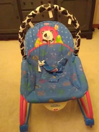 fisher price seat