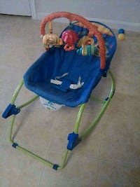 Fisher Price Vibration Rocking Chair Millsboro, 19966