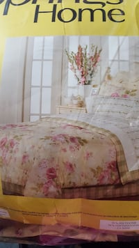 Bed in a bag set, King Size,New London, N6C 5S1