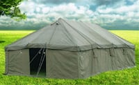 Military GP Large canvas tent Wautoma, 54982
