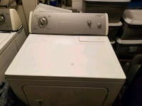 white front-load clothes dryer Longueuil, J4R 2L3