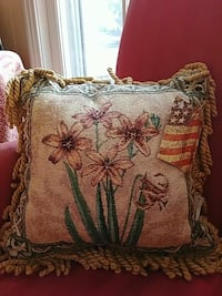 Brand new tapestry pillow