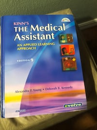 The Medical Assistant(Edition 9)